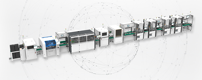 <h3>Intelligent Manufacturing Solutions</h3>