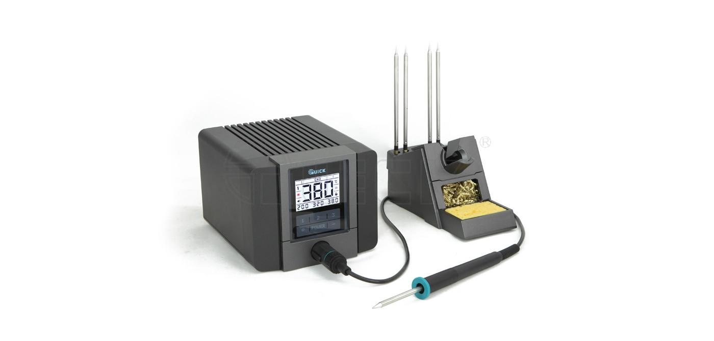QUICK TS1200 Intelligent Lead-free Soldering Station