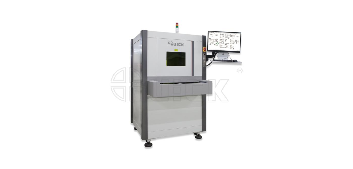 QUICK LS100 Laser Scan Soldering Cell