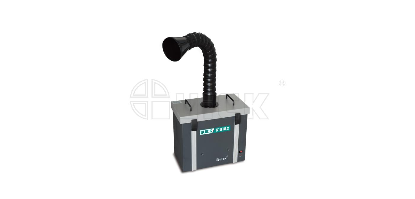 QUICK 6101A2 Fume Extractor