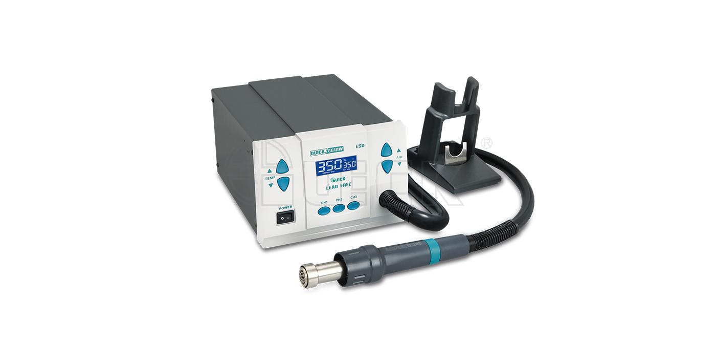 QUICK 861DW Lead-free Hot Air Rework Station